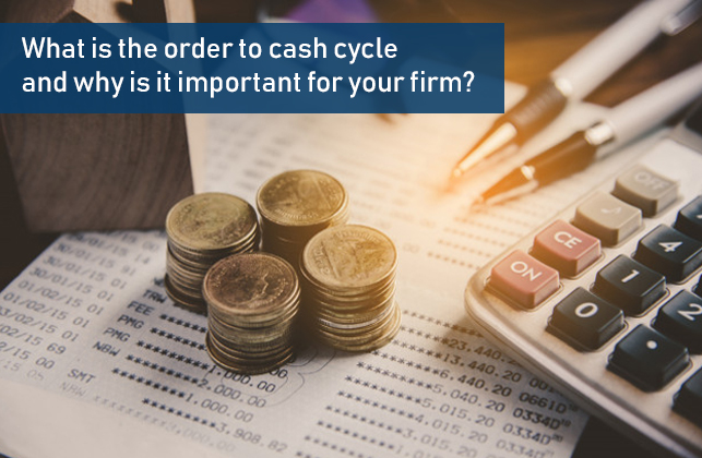 order to cash cycle, O2C, customer order, deliver process, automation